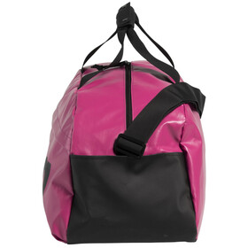arena Team 40 All Black Duffle, pink